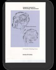 LessonsLearnedTechnologyAssessment